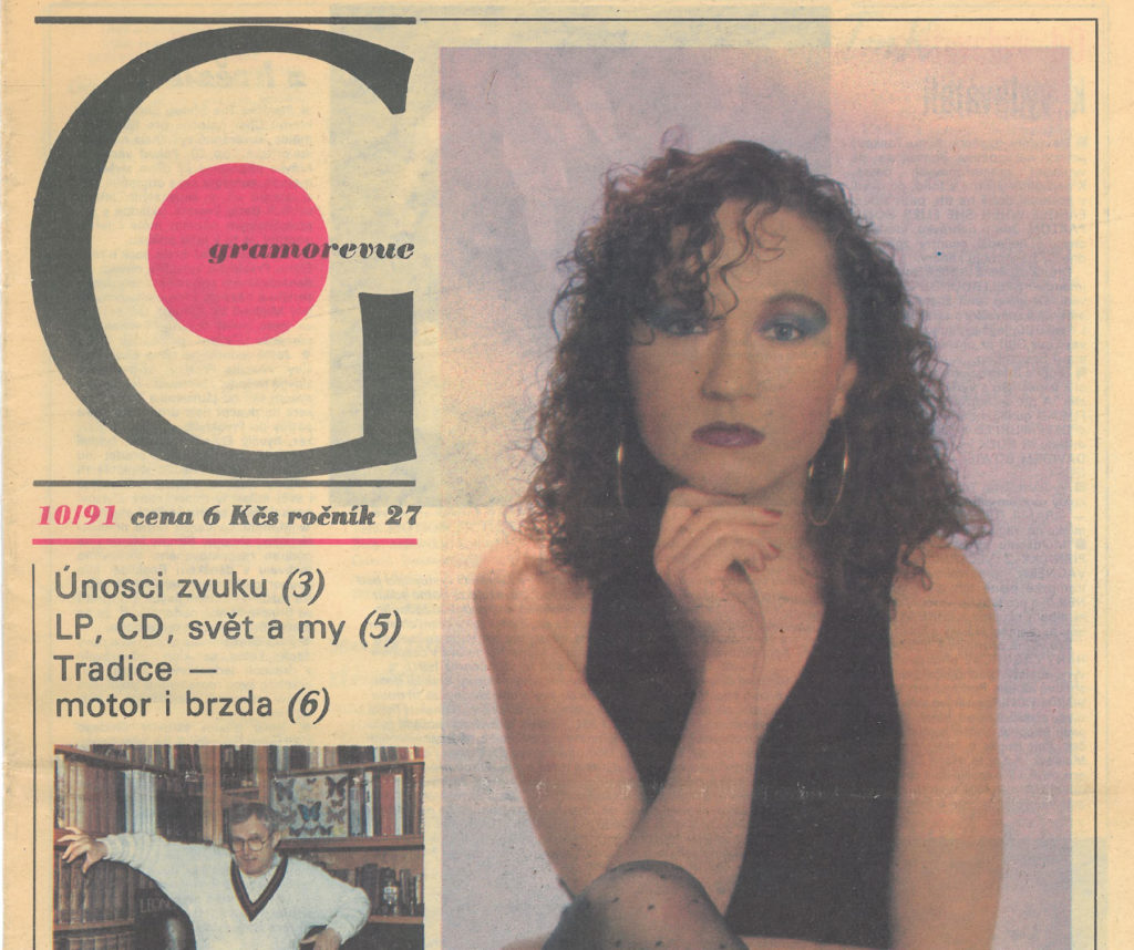 Gramorevue , 1991