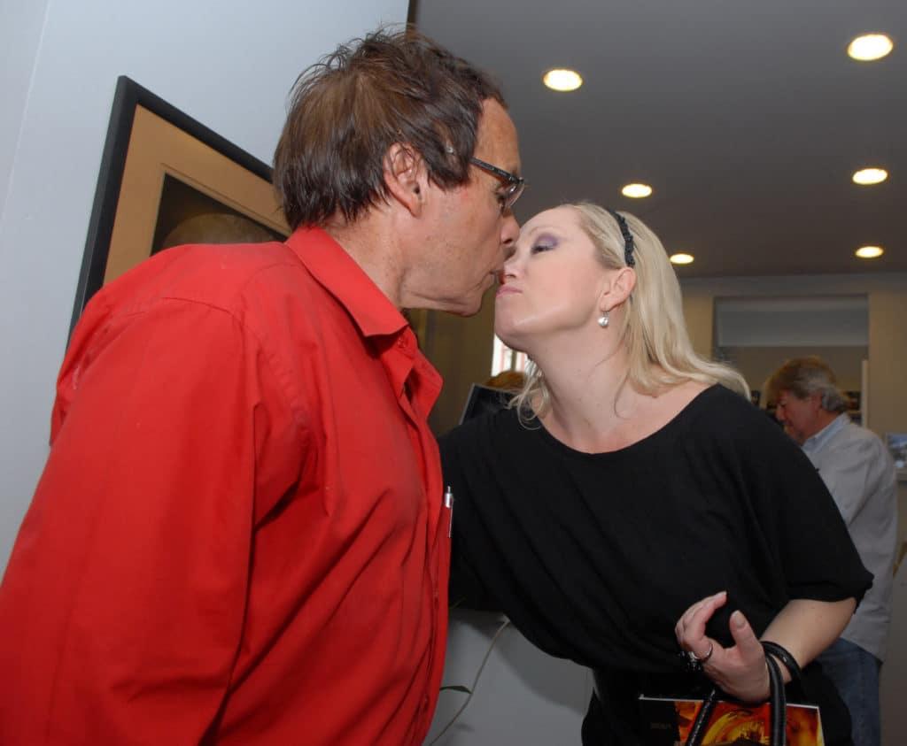 S Janem v roce 2009